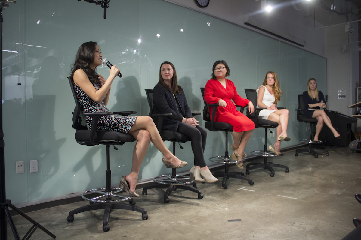 5 Insights From a Roomful of Women in Tech